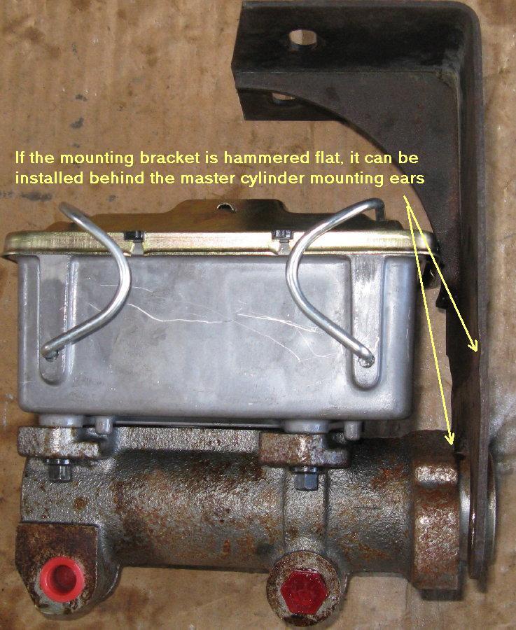 GMC Motorhome Master Cylinders